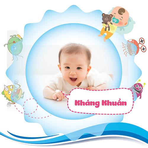 Cho bé tránh xa môi trường ô nhiễm độc hại dễ gây viêm nhiễm