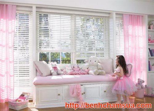 Phòng của bé cần thoáng, mát, sạch sẽ - Điều trị bệnh chàm ở trẻ