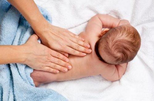 Massager cho trẻ sơ sinh thường xuyên